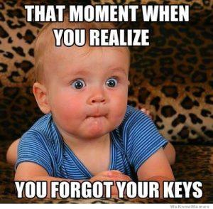 sleutel-vergeten-baby